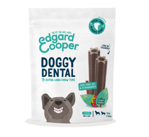 Doggy Dental small cool mint oil & strawberry