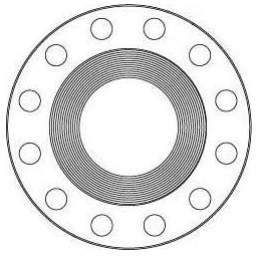 Definition and details of Flange Face Finish / Flanges | MvR