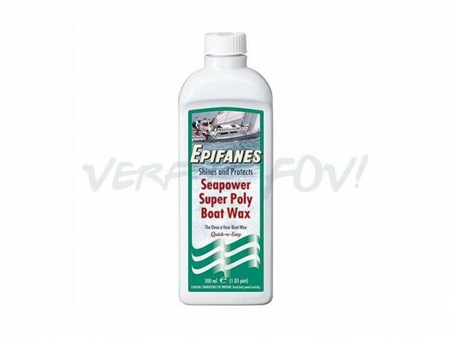Seapower® Super Poly Boat Wax