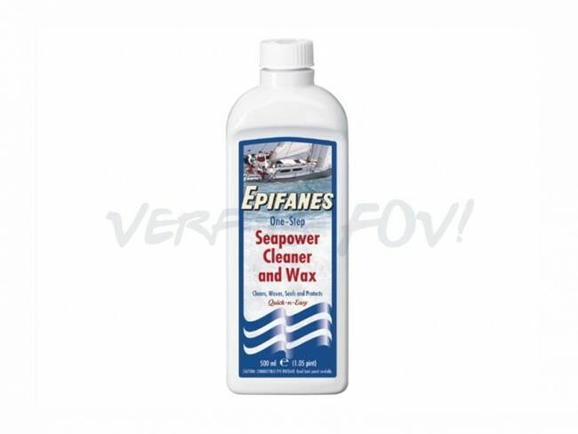 Seapower® Cleaner and Wax