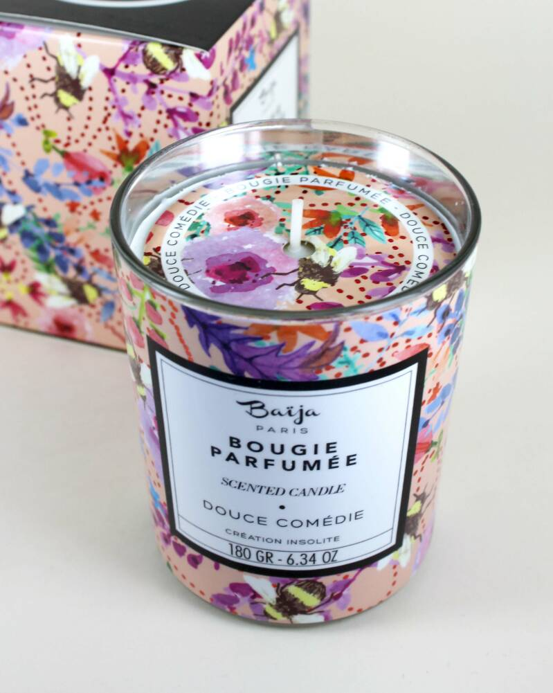Baija DOUCE COMEDIE Bougie Parfumée Scented Candle