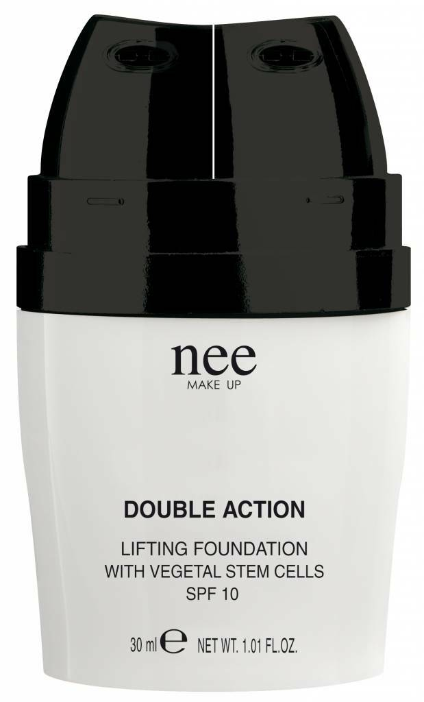 Nee - Double Action Foundation 2 x 15 ml (D1B)