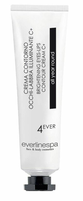 Nee - 4Ever - Brightening Eyes& Lips Contour Cream C+ 15 ml