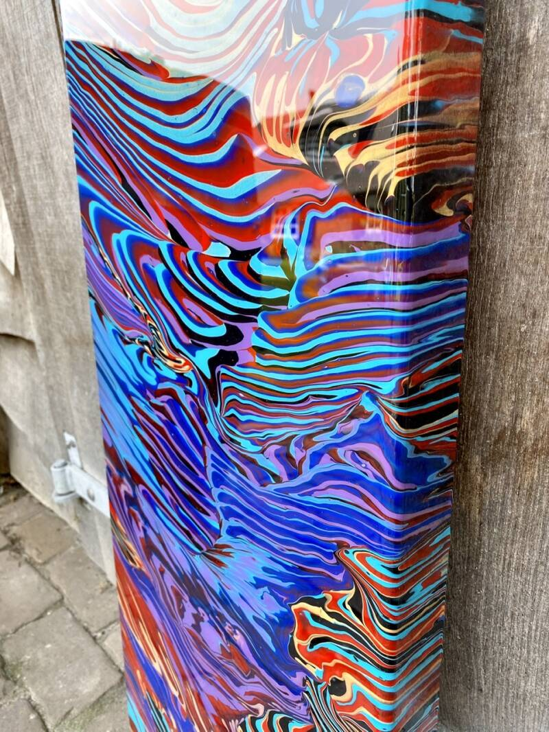 'Separated Twin'  30x90