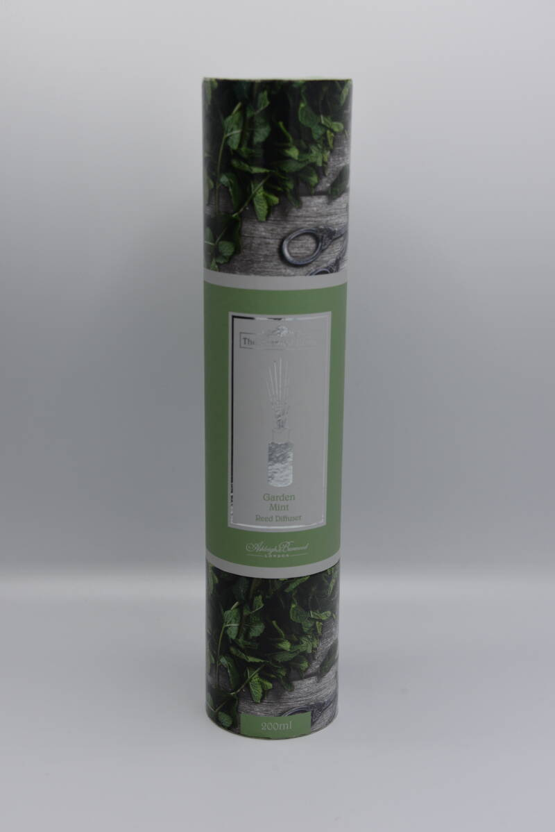 The Scented Home - Reed Diffuser - Garden Mint