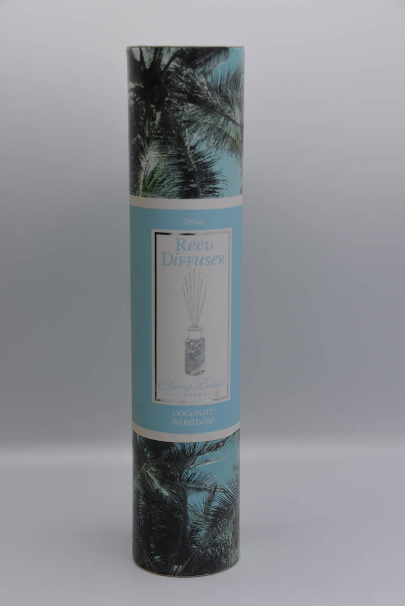 The Scented Home - Reed Diffuser - Coconut Paradise
