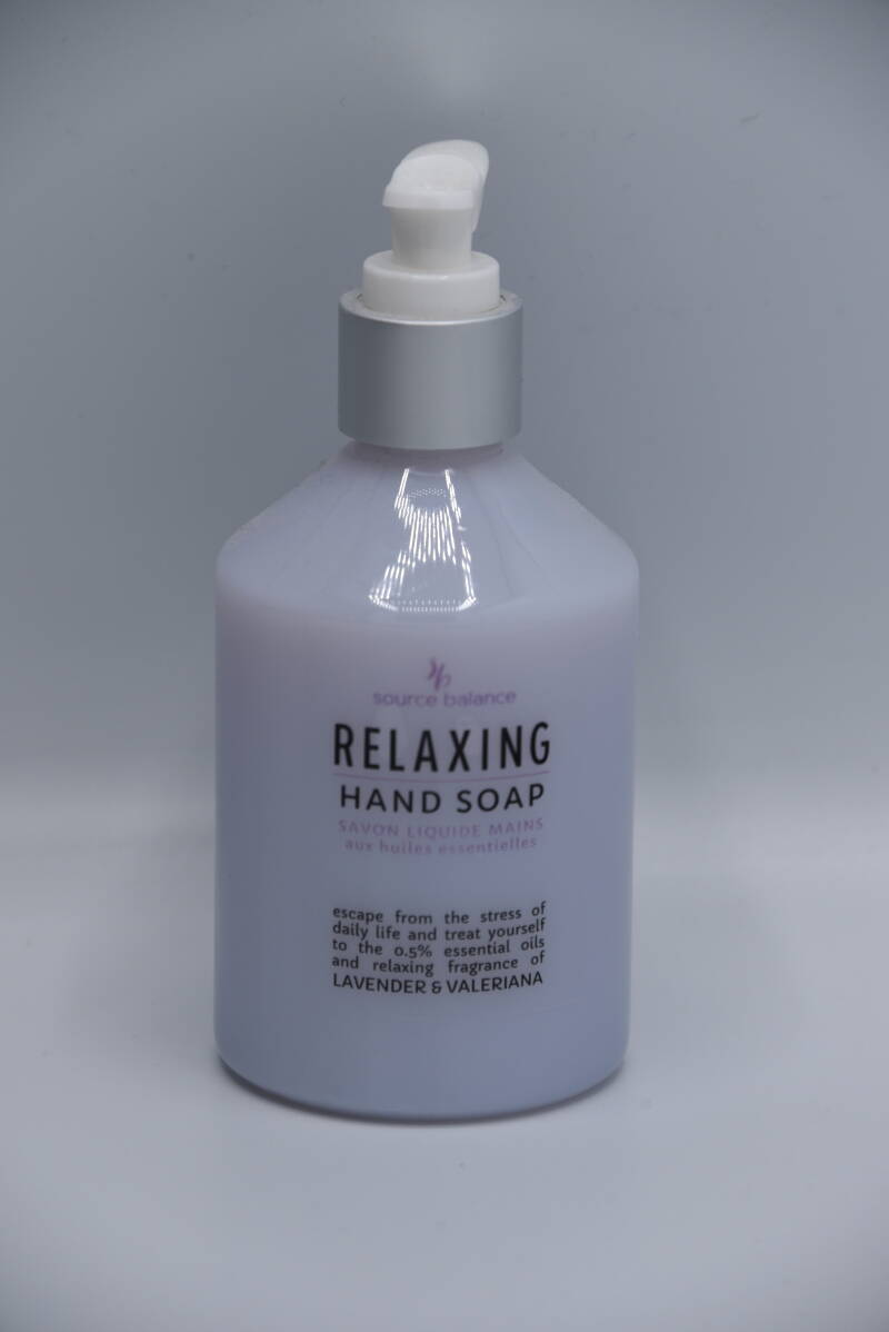 Source Balance - Relaxing Hand Soap - Lavender & Valeriana