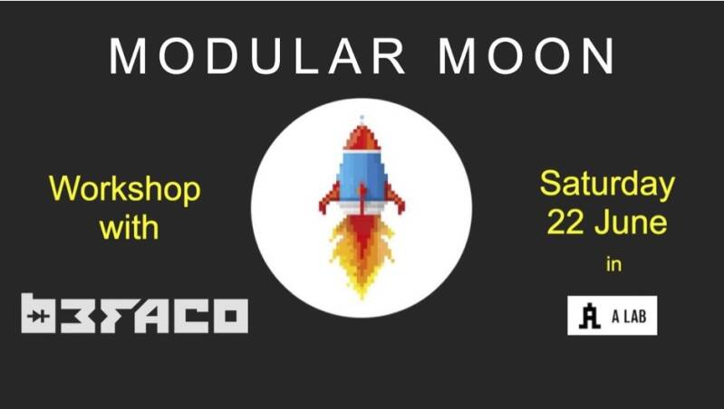 TICKET TO: BEFACO on the Modular Moon