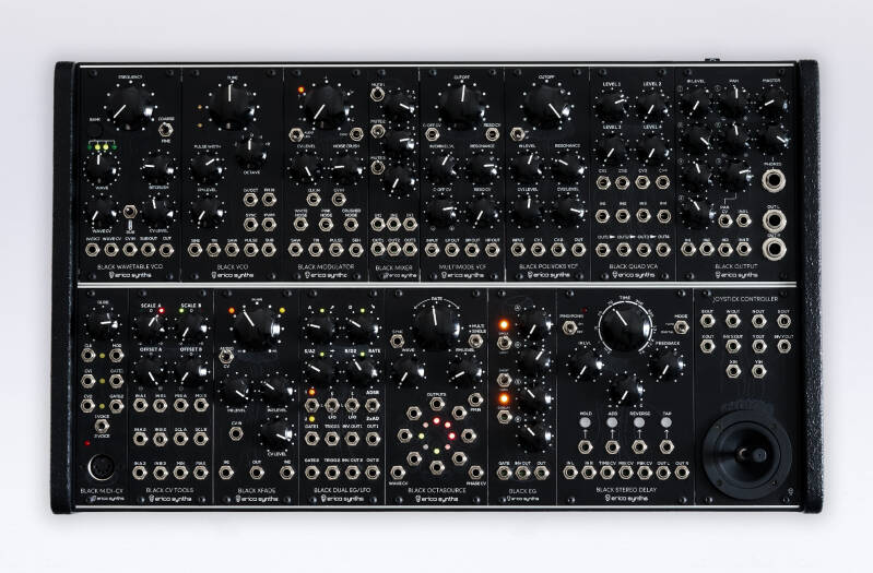 BLACK SYSTEM II by Erica Synths