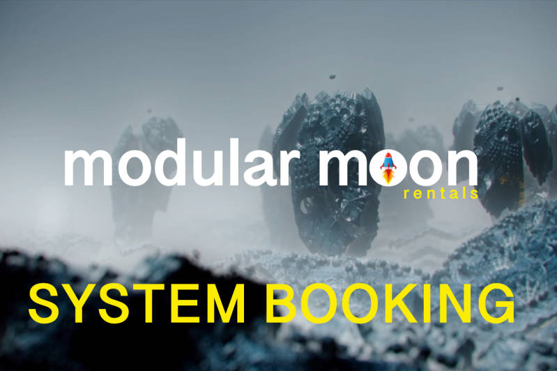 PRIVATE SESSION | SYSTEM BOOKING