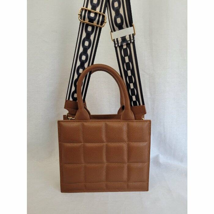 WAUW - claire bag choco