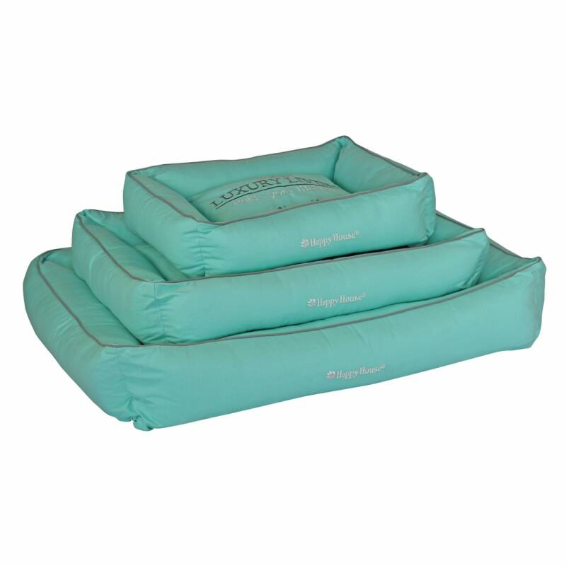Happy-House Mand Luxury Living Mint groen