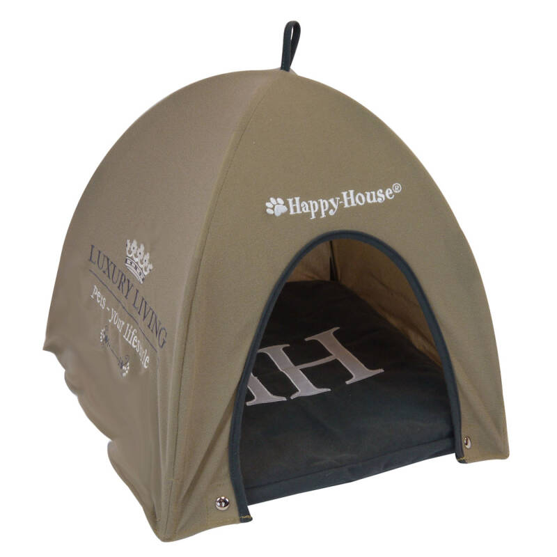 Happy-House Tent Luxury Living Taupe