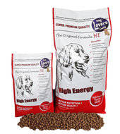 Doglovers gold The Original Formula high energy