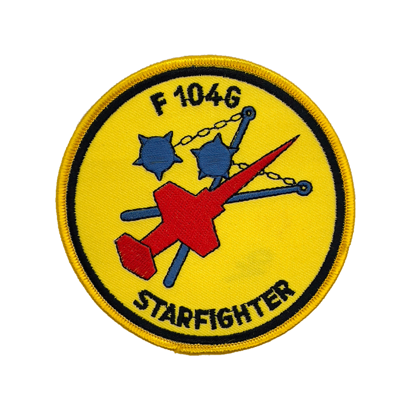F-104 Combat Ready patch reproduction