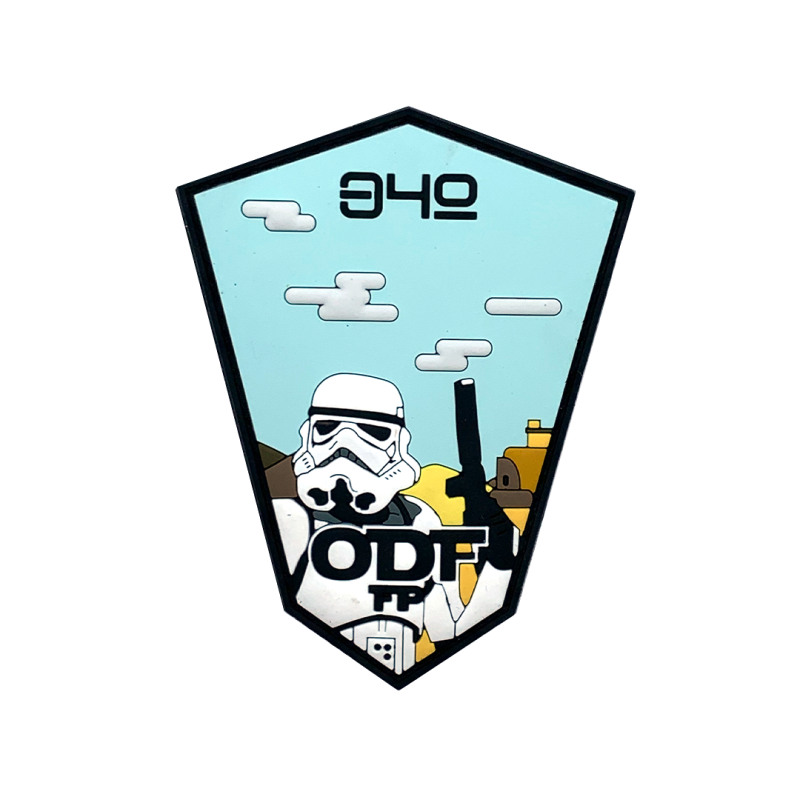ODF Star Wars Force Protection patch
