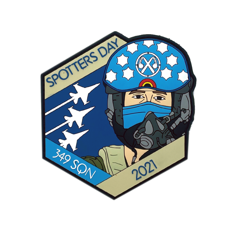 Spotters Day 2021 patch
