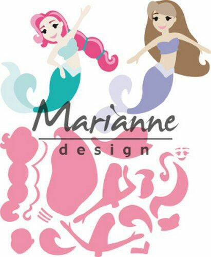 Collectable Mermaids by Marleen COL1467