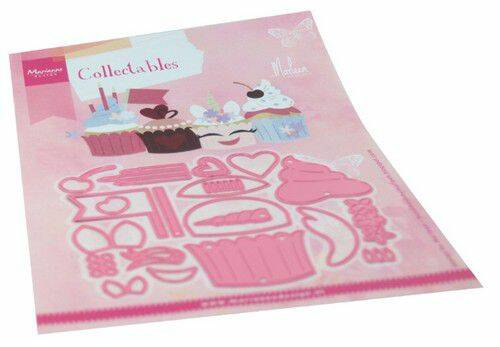 Collectable Cupcakes by Marleen COL1481