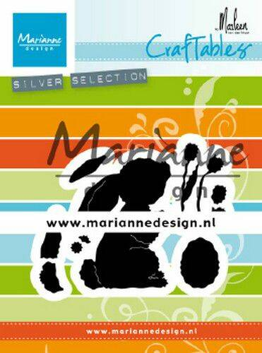 Craftable konijn by Marleen CR1498