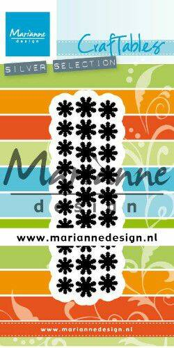 Craftable Punch die madeliefjes CR1501