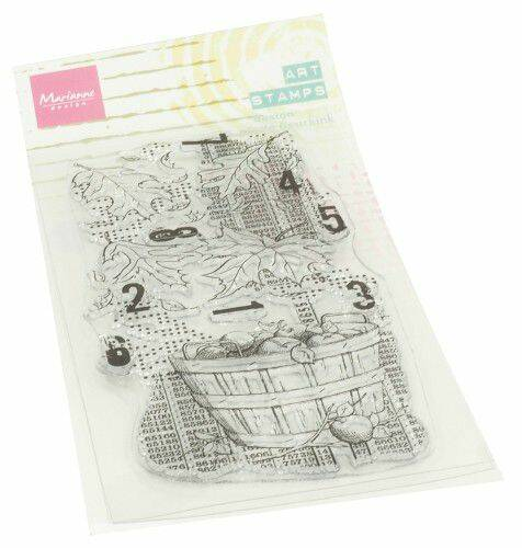 Clear Stamps Art stamps Harvest MM1632