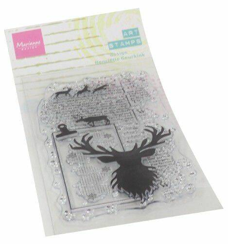 Clear Stamps Art stamps - Hert MM1637