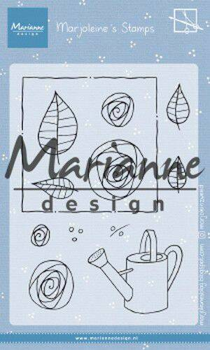 Clear Stamps Marjoleine's roses MZ1901