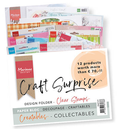 Product - Assorti - Craft surprise, nr. PA4121
