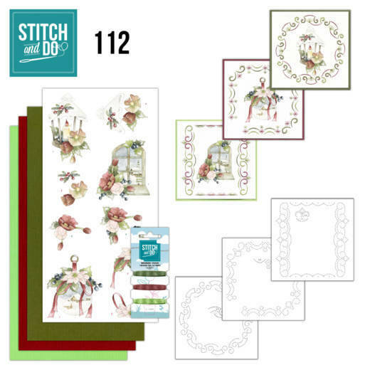 Stitch and Do setje nr. 112