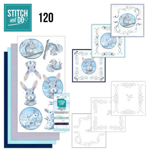 Stitch and Do setje nr. 120