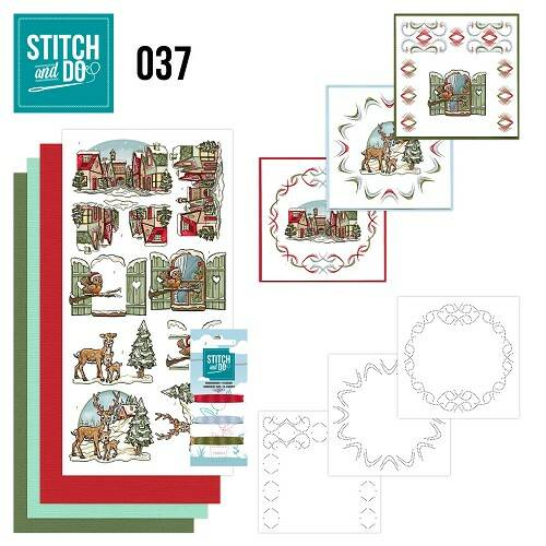 Sttich and Do setje nr. 37