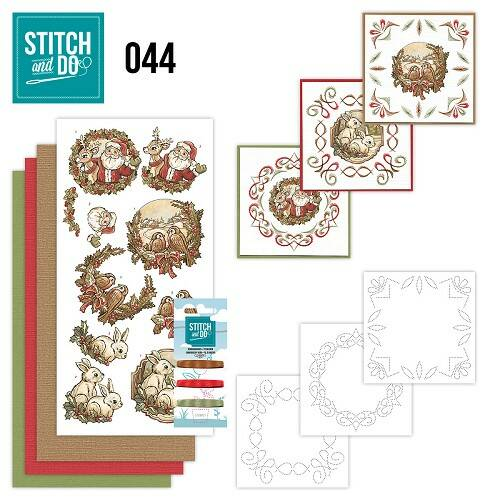 Stitch and Do setje nr. 44