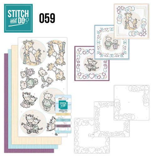 Stitch and Do, setje nr. 59
