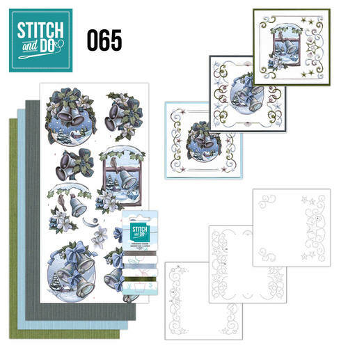 Stitch and Do setje nr. 65