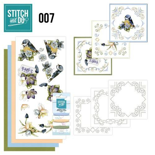 Stitch and Do setje nr. 7