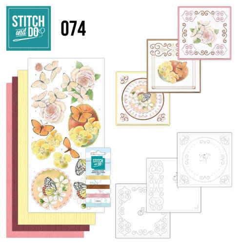 Stitch and Do, setje nr. 74
