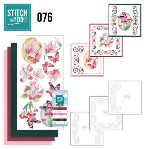 Stitch and Do, setje nr. 76