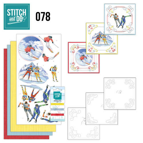 Stitch and Do, setje nr. 78