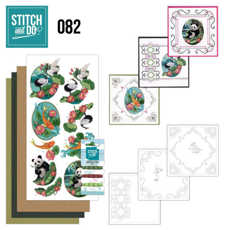 Stitch and Do, setje nr. 82