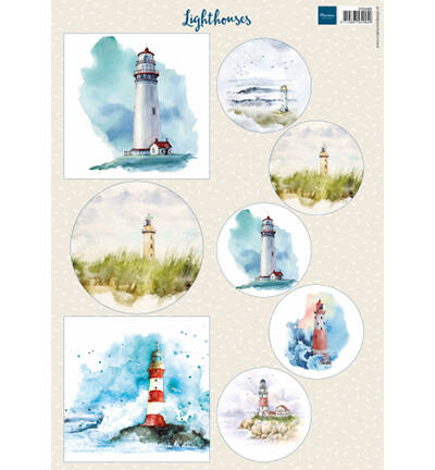 VK9589 - Lighthouses