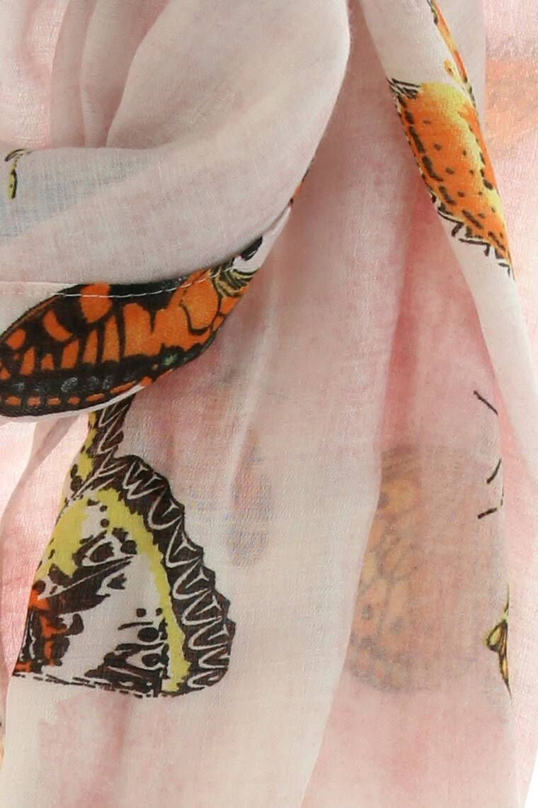 "SJAAL ""WASHED BUTTERFLIES"" NUDE-PINK"