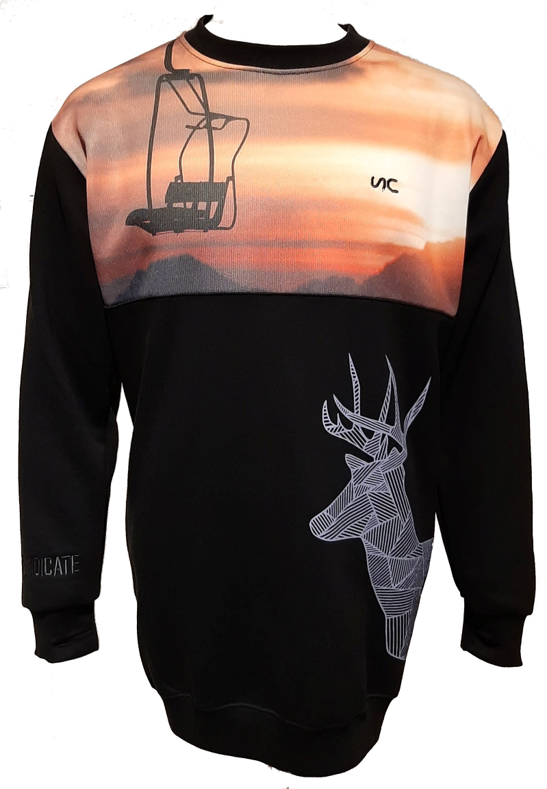 Stag Chairlift Sweater