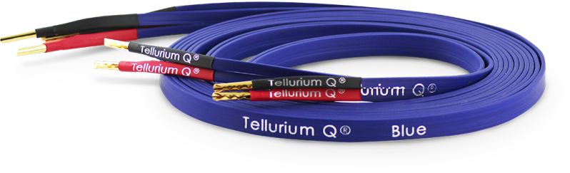 Tellurium Blue speakerkabel