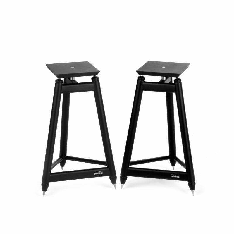 Solid Steel SS Series Speaker stands