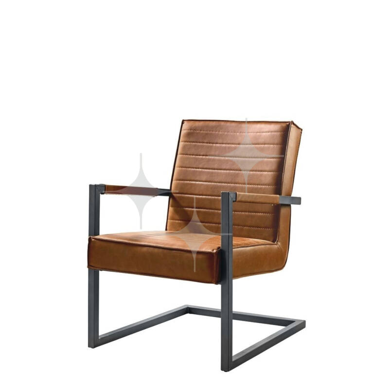 StelligStaal fauteuil