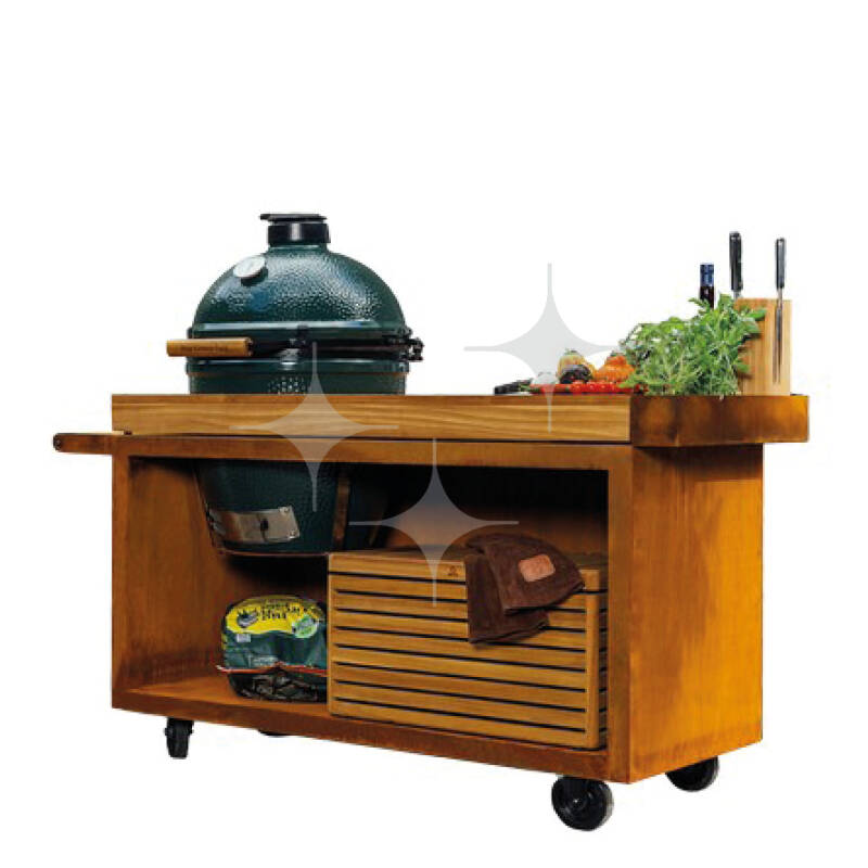 Big Green Egg Table OFYR PRO – 46cm