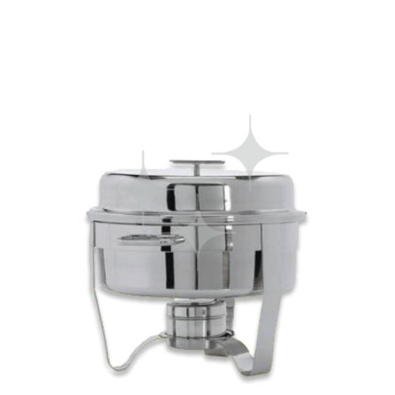 Chafing dish rond 34cm