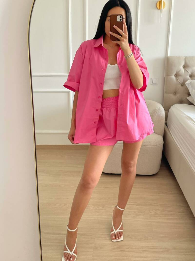 Blouse 'Pink Forever'