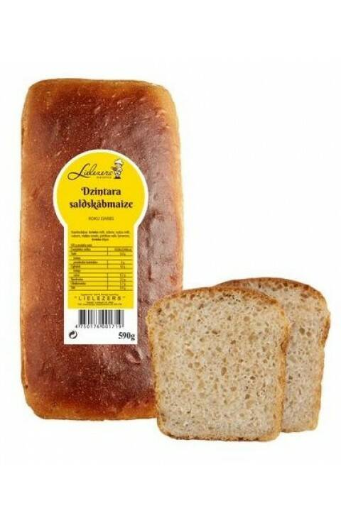 Lielezers amber sweet and sour bread, pre order